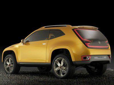 Seat Tribu - дизайнерский гибрид - фото 10