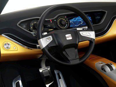 Seat Tribu - дизайнерский гибрид - фото 9