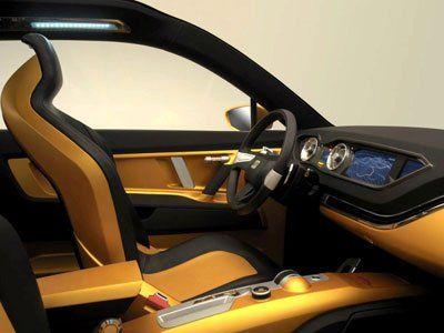 Seat Tribu - дизайнерский гибрид - фото 3