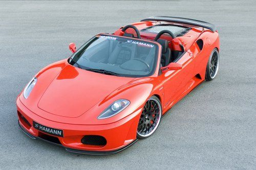 Hamann Ferrari F430 Spider: новые краски - фото 3