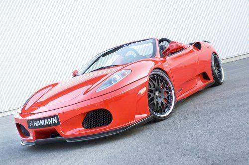 Hamann Ferrari F430 Spider: новые краски - фото 7