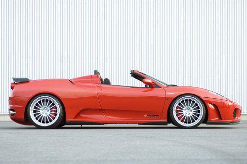 Hamann Ferrari F430 Spider: новые краски - фото 5