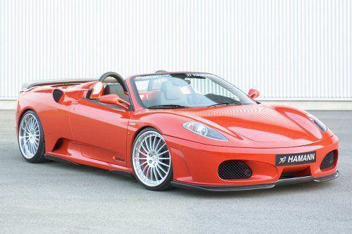 Hamann Ferrari F430 Spider: новые краски - фото 6