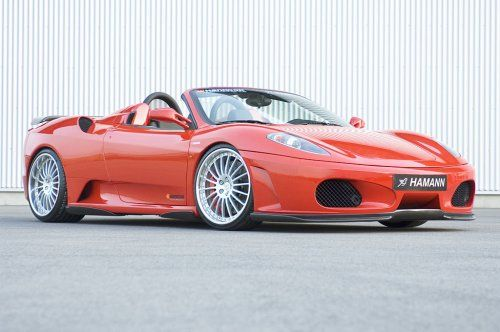 Hamann Ferrari F430 Spider: новые краски - фото 4