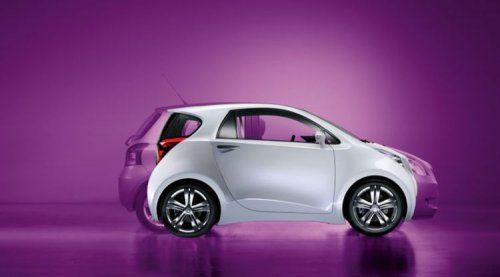 iQ будет самым маленьким автомобилем Toyota - фото 5