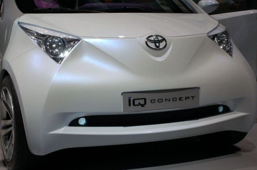iQ будет самым маленьким автомобилем Toyota - фото 12