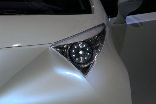 iQ будет самым маленьким автомобилем Toyota - фото 7