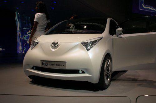 iQ будет самым маленьким автомобилем Toyota - фото 9