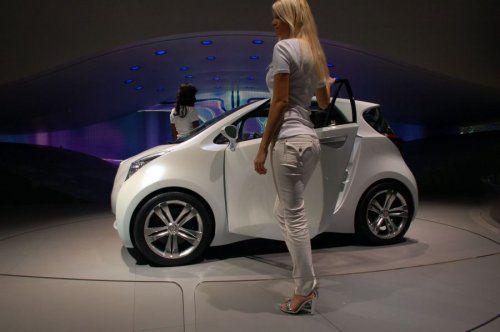 iQ будет самым маленьким автомобилем Toyota - фото 4