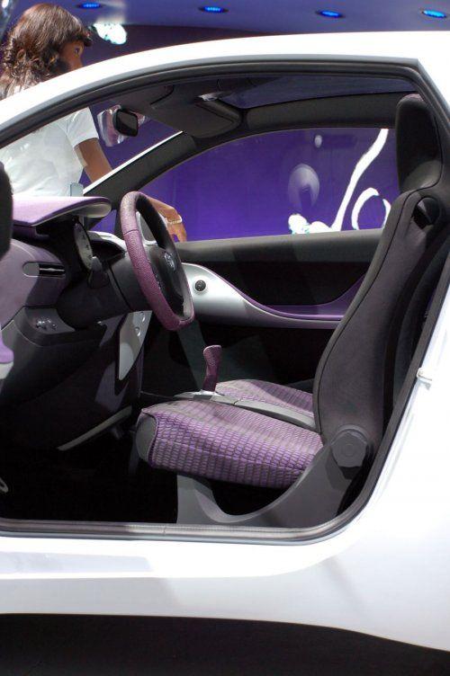 iQ будет самым маленьким автомобилем Toyota - фото 6