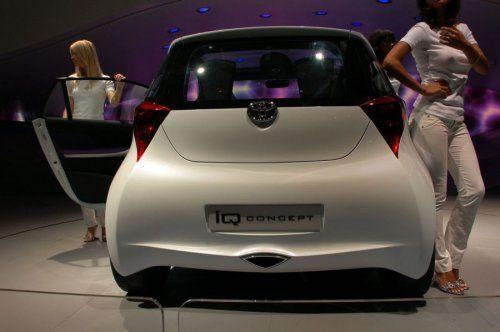 iQ будет самым маленьким автомобилем Toyota - фото 8