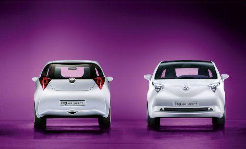 iQ будет самым маленьким автомобилем Toyota - фото 10