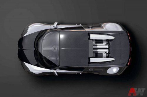 Veyron 16.4 Pur Sang: блестящий эксклюзив от Bugatti - фото 5