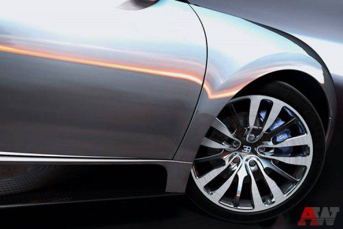 Veyron 16.4 Pur Sang: блестящий эксклюзив от Bugatti - фото 6