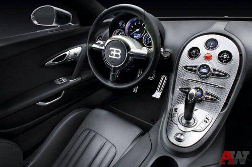 Veyron 16.4 Pur Sang: блестящий эксклюзив от Bugatti - фото 1