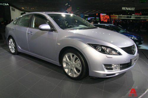 Новая Mazda 6: к атаке готова! - фото 2