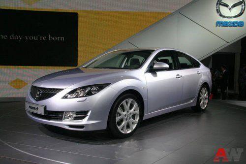 Новая Mazda 6: к атаке готова! - фото 6