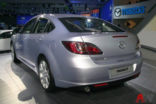 Новая Mazda 6: к атаке готова! - фото 4