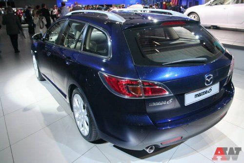 Новая Mazda 6: к атаке готова! - фото 1