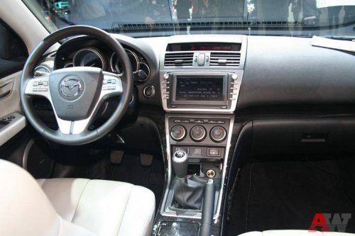 Новая Mazda 6: к атаке готова! - фото 3