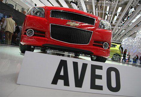 Новый Chevrolet Aveo - фото 3