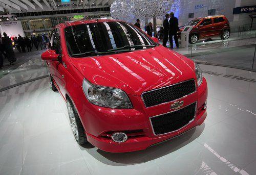 Новый Chevrolet Aveo - фото 7