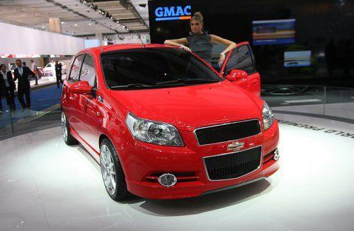 Новый Chevrolet Aveo - фото 5
