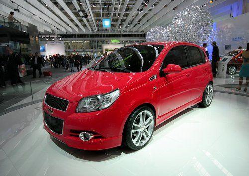 Новый Chevrolet Aveo - фото 2