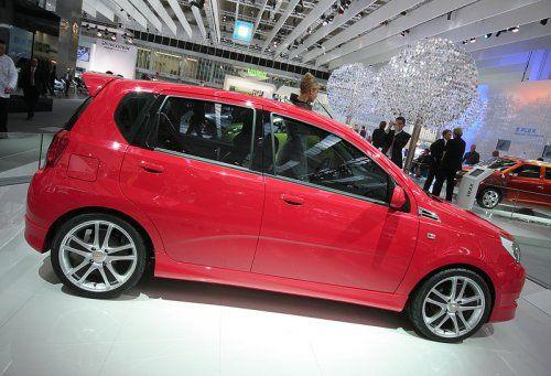 Новый Chevrolet Aveo - фото 4