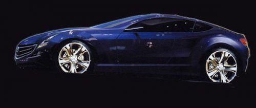 Новый концепт Mazda будет представлен на токийском авто-шоу - фото 1