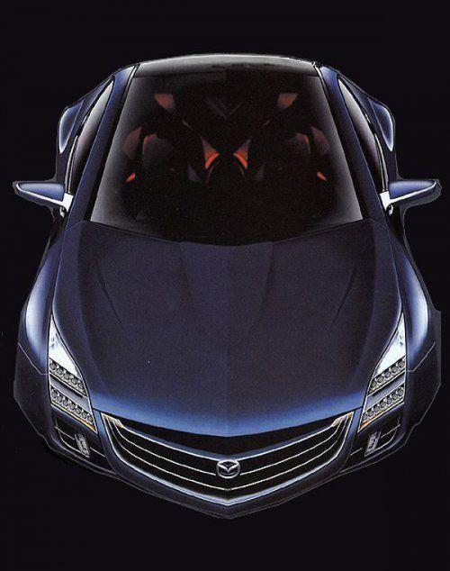 Новый концепт Mazda будет представлен на токийском авто-шоу - фото 3