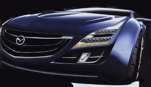 Новый концепт Mazda будет представлен на токийском авто-шоу - фото 2