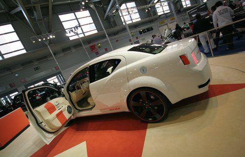 Не красный Dodge - фото 4