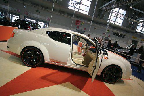 Не красный Dodge - фото 2