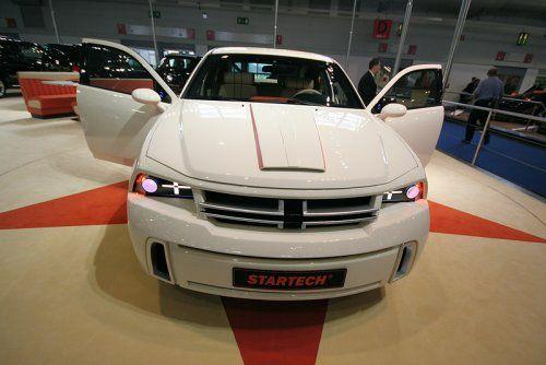 Не красный Dodge - фото 1