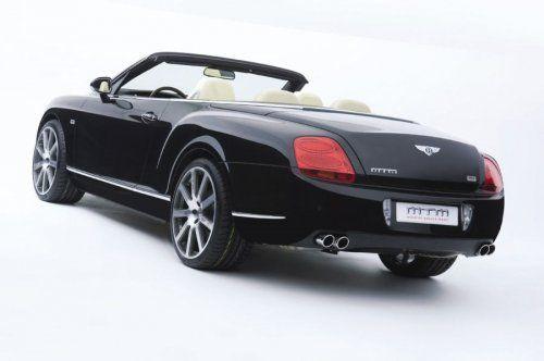 MTM Bentley GTC Birkin Edition - фото 6