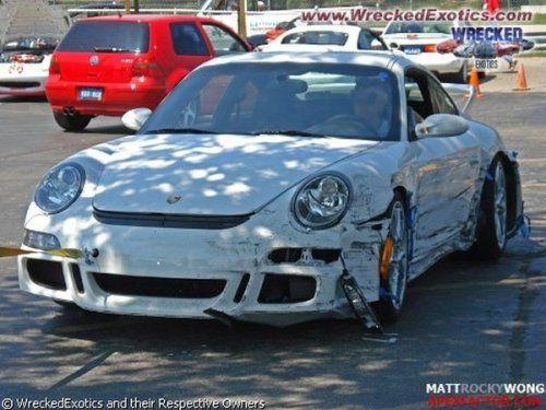 Аварии самых дорогих автомобилей - фото 32