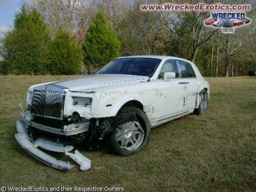 Аварии самых дорогих автомобилей - фото 15