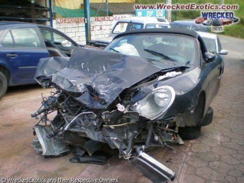 Аварии самых дорогих автомобилей - фото 8