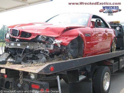 Аварии самых дорогих автомобилей - фото 35