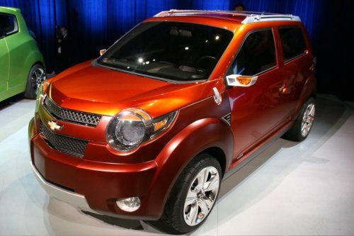 Забавный Chevrolet все-таки увидит свет - фото 10