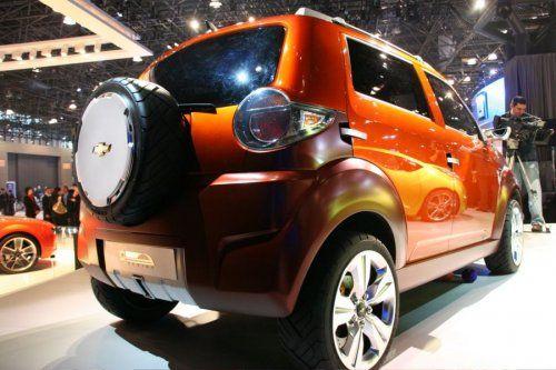 Забавный Chevrolet все-таки увидит свет - фото 9