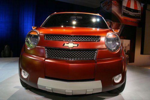 Забавный Chevrolet все-таки увидит свет - фото 4