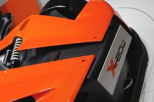 Фотогалерея KTM X-Bow - фото 7