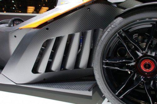 Фотогалерея KTM X-Bow - фото 19