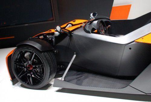 Фотогалерея KTM X-Bow - фото 20