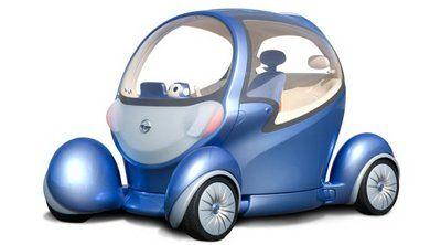 Nissan представит вторую модель концепта Pivo - фото 1