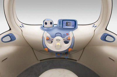 Nissan представит вторую модель концепта Pivo - фото 3