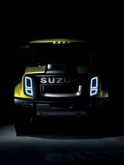 Футуристический концепт Suzuki X-HEAD - фото 3