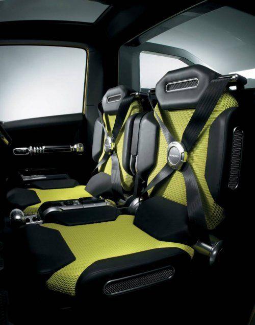 Футуристический концепт Suzuki X-HEAD - фото 1